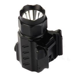 Lanterna de pistola on-line-G01 LED Tactical Lanterna 2-Modo 600LM Pistola Revólver Tocha Luz Lanternas à prova de Tempo-Mão Handheld