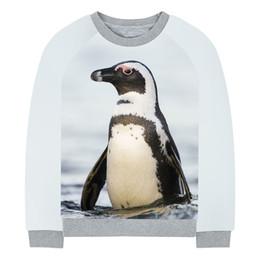 e1727c69bf141 garçon veste bébé fille manteau Mode Printemps   Automne Manteaux Manteaux imprimer  pingouin Vêtements enfant Vêtements enfants vêtements de pingouin bébé ...