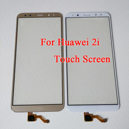 parts for huawei Coupons - For Huawei Nova 2i Outer Front Glass Lens Screen Replacement Part Huawei Mate 10 Lite Touch screen Glass Cover G10 With Tools