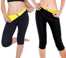 4b578c33b4 2018 New Style Running Shorts Women Slimming Hot Neoprene Body Shaper Fat  Burner Unisex Sport Yoga Sauna Plus Size M-2XL