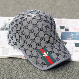 Moda gorra de béisbol hombres mujeres al aire libre marca diseñador deportes  g gorras de malla hip hop snapbacks ajustables fresco patrón sombreros  nuevo ... 0db6fd436dd