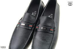 Argentina huweifeng4 Nuevo 2018 Mocasines casuales de los hombres de la moda Zapatos de vestir sin cordones Zapatos de vestir hechos a mano Zapatillas para hombres Zapatillas de fiesta para bodas Suministro