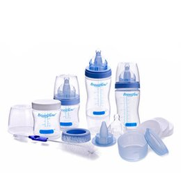 Wholesale Arc Products - Newborn baby bottles sets (4 bottles with a brush) baby products