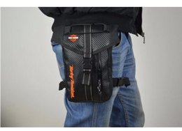 Wholesale motocross bags - 2018 new racing riding pack bags shoulder bag KTM Motocross Messenger chest and leg bag HARLEY Knight Tool Free shipping