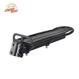 MTB Bike Bicycle Aluminum Alloy Rack Carrier Panniers Bag Carrier Adjustable Rear Seat Luggage Cycling Shelf Bracket от