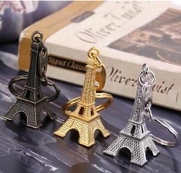 Porte-clés Vintage 3D Paris Tour Eiffel Souvenirs Français paris Porte-clés Porte-clés Porte-clés ? partir de fabricateur