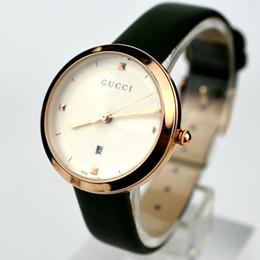 3e53163a35c vestido por atacado Desconto Alta qualidade AAA Moda Relógios Mulheres  Ladys Marca De Luxo rose ouro