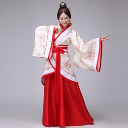 Roupa tradicional coreana on-line-Nova China estágio Dança Vestuário Adulto Chinês Tradicional Dança Roupas Menina Tradicional Antiga Chinês Vestuário Coreano