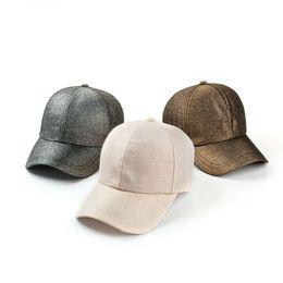 Wholesale hats wholesalers canada - NEW Baseball Cap Snapback Hat Casual Adjustable Sport Caps Canada man Women's Cap Hip Hop Lady Hat Frosted Sequins