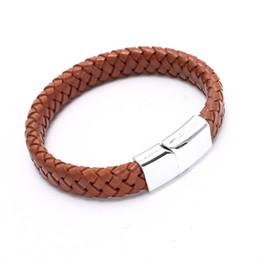 Bracelets unisexes personnalisés en Ligne-DUOVIN Mode Casual Sport Bracelet En Cuir Unisexe À La Mode Bijoux Bracelet Cadeau Pour Femme Mâle Amis Personnaliser Livraison Gratuite