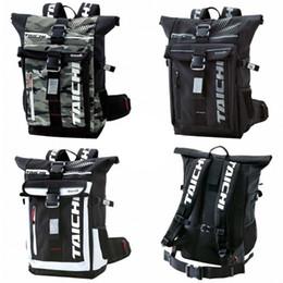 Wholesale Motocross Bags - Taichi RSb274 moto Backpack Motorcycle Motocross Racing Riding Backpack Shoulder Bag Waterproof Laptop Knapsack