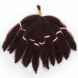 Ombre кудрявые волосы онлайн-ombre цвет афро кудрявый вьющиеся волосы сыпучие синтетические наращивание волос Короткие ошибка блондинка 10 дюймов 50 грамм braied твист волос для чернокожих женщин