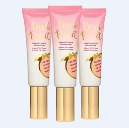 Wholesale Perfect Concealer - New Hot makeup Foundation Peach perfect comfort matte foundation 3colors 48ml Face cream Foundation High quality DHL shipping