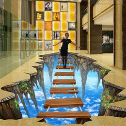 2019 kunst 3d gemälde für wände beibehang Kostenloser Versand 3D stereoskopischen illusion gemälde wandbild wandmalereien graffiti kunst 3D Diamant wasserfall tapete mural rabatt kunst 3d gemälde für wände