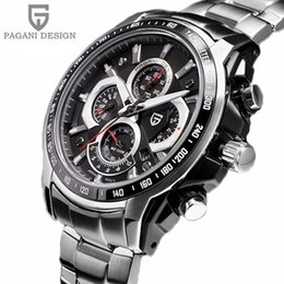 Wholesale Diving Digital - 2016 Watches Men Luxury Brand Sport Watch Dive 30m Military Watches Multifunction Quartz Wristwatch Pagani Design Reloj Hombre