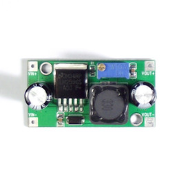 2020 regulador dc LM2596 Buck Power Module DC DC LM2596 Módulo regulador de voltaje en línea 3A Precisión Módulo reductor ajustable rebajas regulador dc