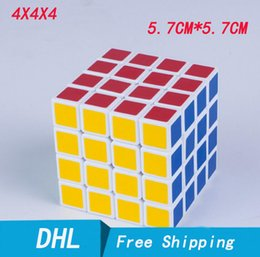 Wholesale intellectual toys - Fourth-Order Rubik Cube Toys Smooth Intellectual Development Beginner Rubik Cube Adult Decompression Sducational Toys Free Shipping