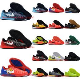 Argentina 2018 botines de fútbol para hombre originales MagistaX Finale II TF zapatos de fútbol para interiores magista obra césped césped botas de futbol tamaño 39 - 46 niños Suministro