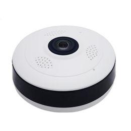 c monter cctv Promotion Fisheye VR Caméra Panoramique HD 1080p 1.3MP Sans Fil Wifi Caméra IP Système de Surveillance de Sécurité À Domicile Caméra Wi-fi 360 Degrés Webcam V380