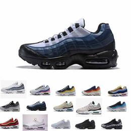 purchase cheap 15700 85b07 Europe La plupart des chaussures populaires à bas prix 2018 Mensmax95  Baskets à coussin d air de qualité supérieure, néon frais, gris, taille  36-46