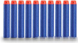 Wholesale toy dart guns - 7.2cm NERF N-Strike Elite Series Refill Soft Foam Bullet Darts Gun Toy Bullet 8colors can choose For Children Christmas Gift