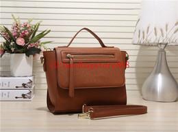 Wholesale Young Women - High quality brand bag women luxury designer MICHAEL KALLY handbags bags female famous purse young girl handbags female should tote bag