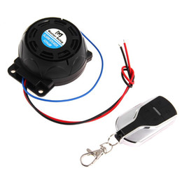 Ladrón de seguridad online-CARCHET Motocicleta Antirrobo Sistema de alarma de seguridad Alarma antirrobo Control remoto Motor de seguridad Antifurto Moto Sirena