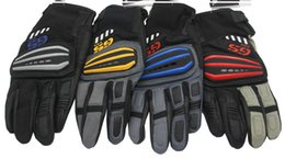 Wholesale Leather Motorbike Motorcycle Gloves - Free shipping 2017 new Motorcycle Gloves BMW Motocross moto gloves motorbike winter gloves Touch Screen Breathable Wearable Protective