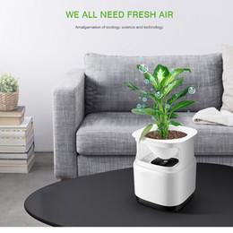 Purificateur d'air d'ozone Mi de pièce portative pour le filtre à air de maison de stérilisateur de pot de fleur de générateur de stérilisateur d'anion de bactéries de désinfection d'aromathérapie ? partir de fabricateur