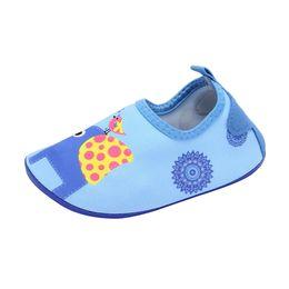 Nuevo Niño lindo Niños NiñosGirls Lion Surf Beach Snorkel Calcetines Natación Buceo Zapatos para niños Envío de la gota desde fabricantes