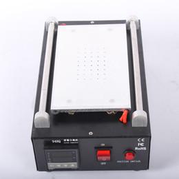 Nouveau 948Q Pompe à vide intégrée Téléphone Mobile LCD Écran Tactile Séparateur Machine Max 7 pouces Verre Verre Réparation + 100 m Fil De Coupe ? partir de fabricateur