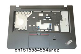 Wholesale keyboard cover thinkpad - New laptop Lenovo ThinkPad E450 Touchpad Palmrest cover The keyboard cover FRU 00HT608