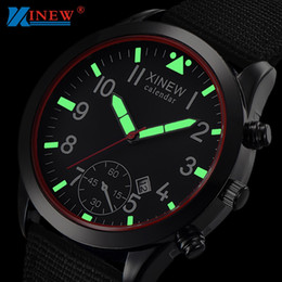 relojes водонепроницаемый Скидка 2017 NEW XINEW Man Watches Mens Quartz Sport  Army Watches Analog Stainless Steel waterproof WristWatch Relojes Feminino