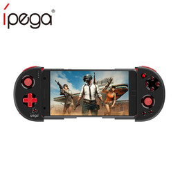 Wholesale smart tv game - iPEGA PG-9087 Bluetooth Gamepad for Android   IOS Smart Phone PG 9087 Extendable Game Controller for Tablet PC Android Tv Box
