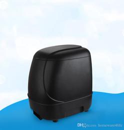 comederos automáticos para peces Rebajas 10L de gran capacidad automático alimentador de peces temporizador automático de alimentos dispensador para acuario controlado por ordenador Koi Pond alimentación de la máquina JJ17