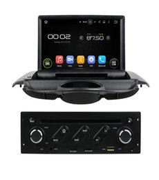 Wholesale Peugeot Car Prices - Factory price car radio One Din 7 Inch Android 8.0 Car DVD Player For peugeot 206 206 Radio GPS Navigation Audio Video WiFi Bluetooth CANBUS