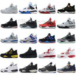 Wholesale nylon balls - Mens Shoes IV 4 11Lab4 Basket Ball 11 lab 4 Basketball Patent Leather Men Shoess IV 4S Sneakers SIZE US 8 8.5 9.5 10 11 12 13