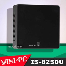 Wholesale Desktop 16gb - Kaby Lake R Intel 8GB DDR4 128GB SSD Gen 8th NUC Computer AC WIFI Gigabit LAN HDMI USB 3.0 TYPE-C Upgradeable to 16GB HTPC Desktop Mini PC