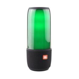 Argentina 2018 popular nuevo colorido LED luz bluetooth altavoz música pulsante inalámbrico portátil sensor exterior botón clave bajo woofer caixa de som Suministro