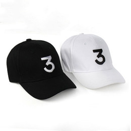 269c41fdb567f Chance 3 F1 Rapper Baseball Cap Letter Embroidery Snapback Caps Men Women  Hip Hop Hat Street Fashion Gothic Gorro