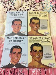 Wholesale Wholesale Faced Eye Shadow - Meet Matt(e) Trimony nude Cosmetics Eye Shadow 9 Colors Palette 2018 New EyeShadow Face Bronzer Beauty Makeup