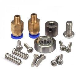 Wholesale mk8 extruder - 3D Printer Parts DIY Bulldog Metal Extruder 1.75mm Fits For J-head MK8 Extruder Remote Proximity Printers Accessories XXM