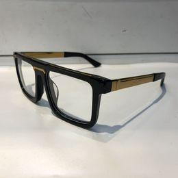 lentes de olho completas Desconto Luxo 0078 Óculos Para Os Homens de Design Da Marca de Moda Popular Oco Out Optical Lens Cat Eye Moldura Completa Preta Tartaruga De Prata Vem Com pacote