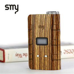 2019 god mod box VENDITA 100% originale Smy God 180S Mod 220 W Box Mod 18650 Sigaretta elettronica a sigaretta Sigaretta Vape Pen Box god mod box economici