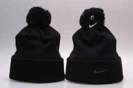 Wholesale Beanies Knitted Hats For Men - Sport Outdoor Beanie Hats Knitted Wool Fashion Caps casual Beanies for Men Women Winter sport Caps