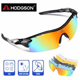 occhiali da sole anti fog Sconti 8004 HODGSON Brand New Progettato Anti-fog Ciclismo Occhiali Sport Occhiali da Bici Bicicletta Occhiali da sole con 2 lenti polarizzate