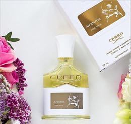 Top Quality 75ml Creed Aventus Pour Elle Parfum pour Femmes Avec Haute Parfum Durable Bonne QualitéAchat gratuit ? partir de fabricateur