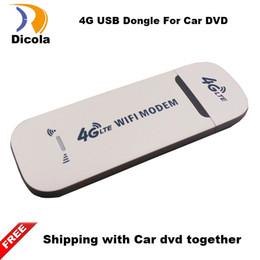 lecteur multimédia pour pc Promotion USB 4G Dongle Pour Dicola Android Voiture DVD GPS Lecteur multimédia / Pour PC / Pour PC portable
