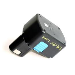Wholesale Hitachi Rechargeable - Batteries Rechargeable Batteries Newest 14.4V 1500mAh Rechargeable Battery for Hitachi 1414 1412S, 1414, EB 1414L, EB 1414S C-2, CJ