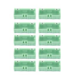 10pcs petit outil vis objet composant électronique pièces de stockage boîte de stockage cas de labo SMT SMD saute automatiquement cas de patch ? partir de fabricateur